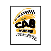 Taxi Cab Burger