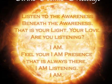 Awareness Beneath the Awareness