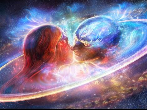 Twin Flames vs. Soul Mates