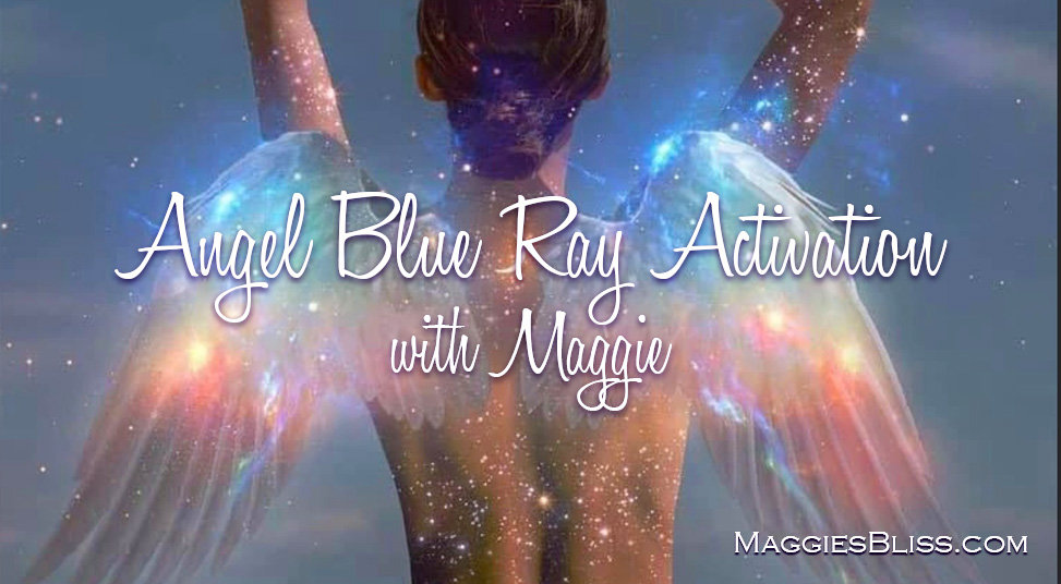 Angel Blue Ray Activation