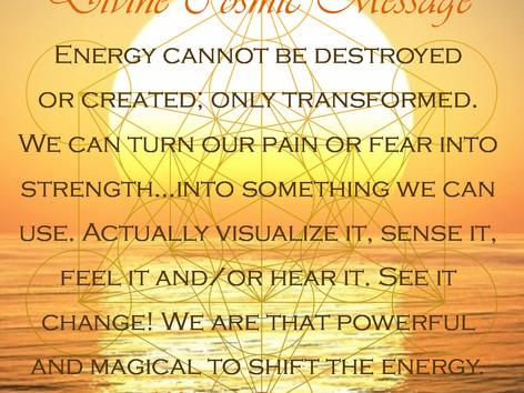 Divine Cosmic Message: Higher Self
