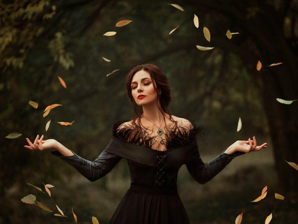 13 Signs You Have the Soul of a Witch, Shaman, Starseed, Priestess, Goddess and Mystic