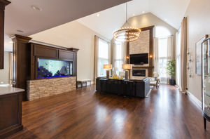 Room design and build by Hogan Design & Construction