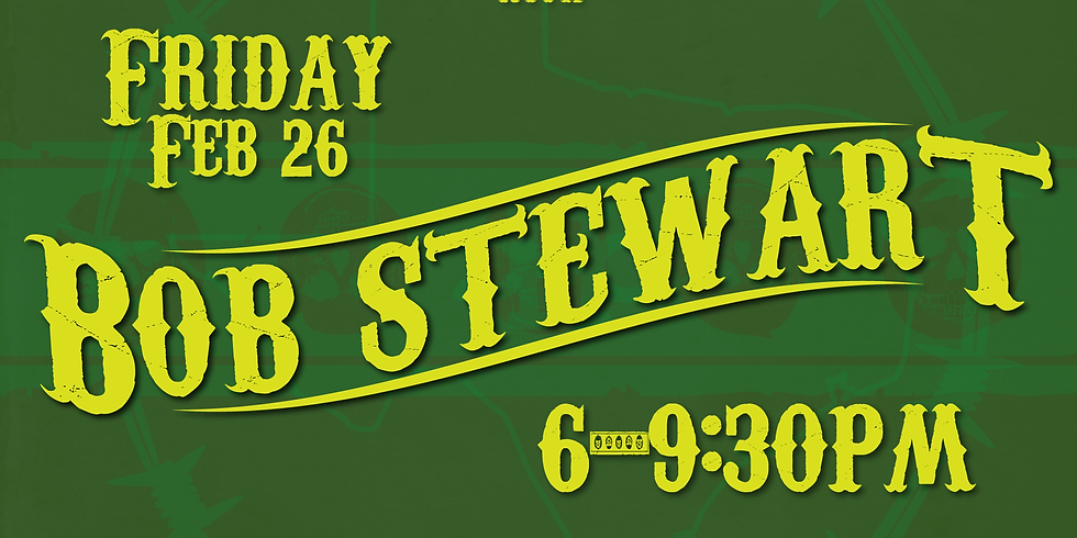 Bob Stewart!