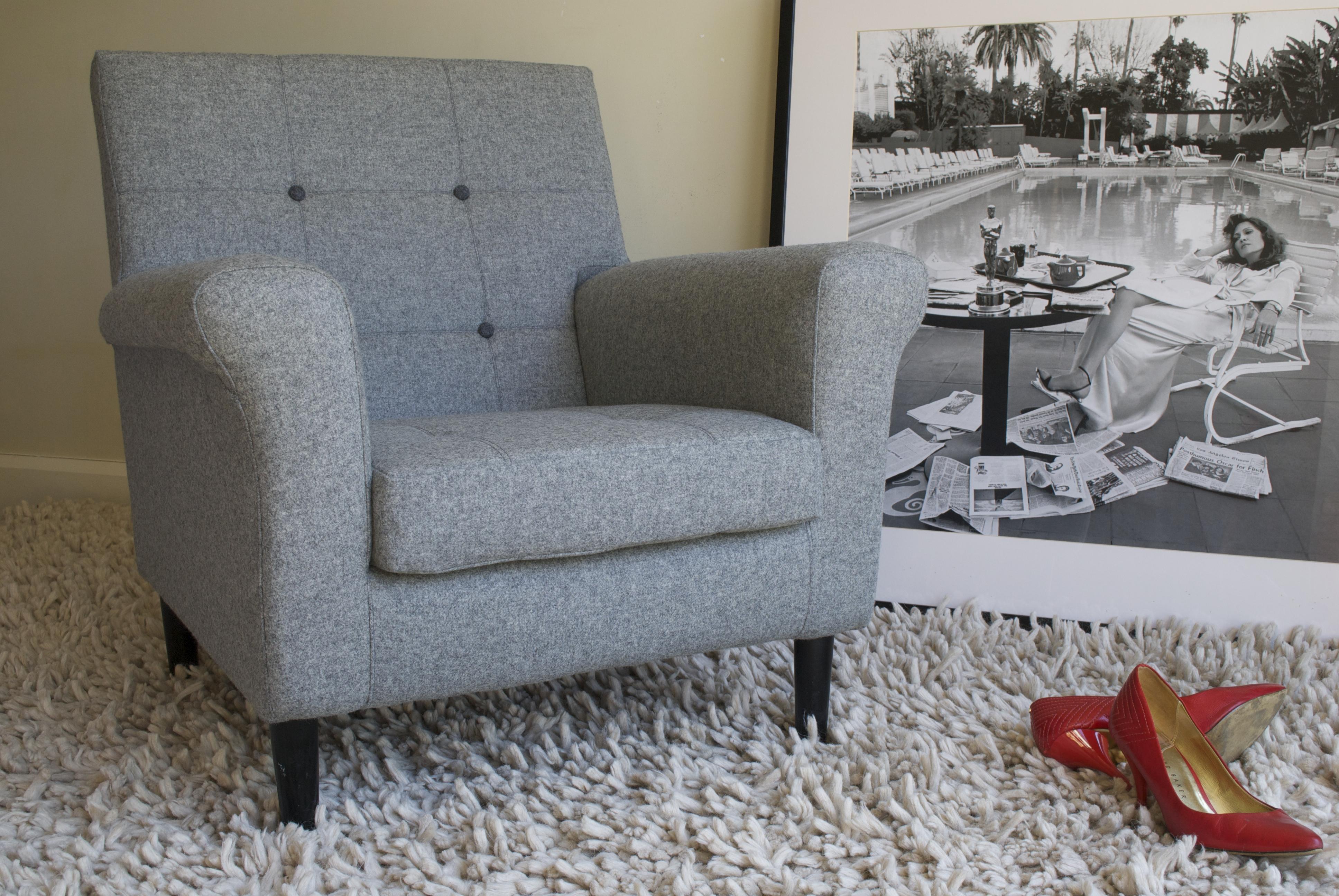 Retro 1960's Armchair