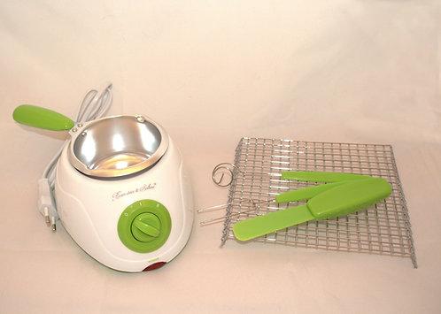 Bol-chauffant électrique / Chocolatière électrique