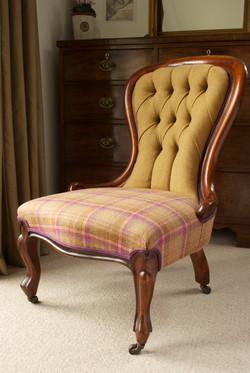 Victorian Nursing Chair