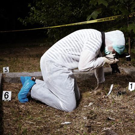 Cos'è la microbiologia forense?