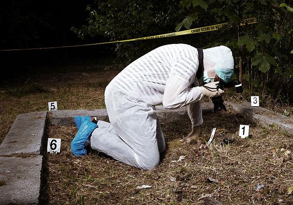 Crime Scene Investigator