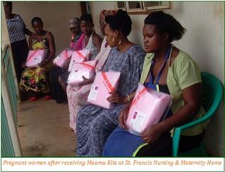 Providing Mama Kits to Improve Quality of Care in 310 Faith-based Facilities