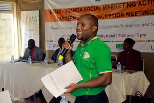 USAID/Uganda Social Marketing Activity launched in Eastern Uganda