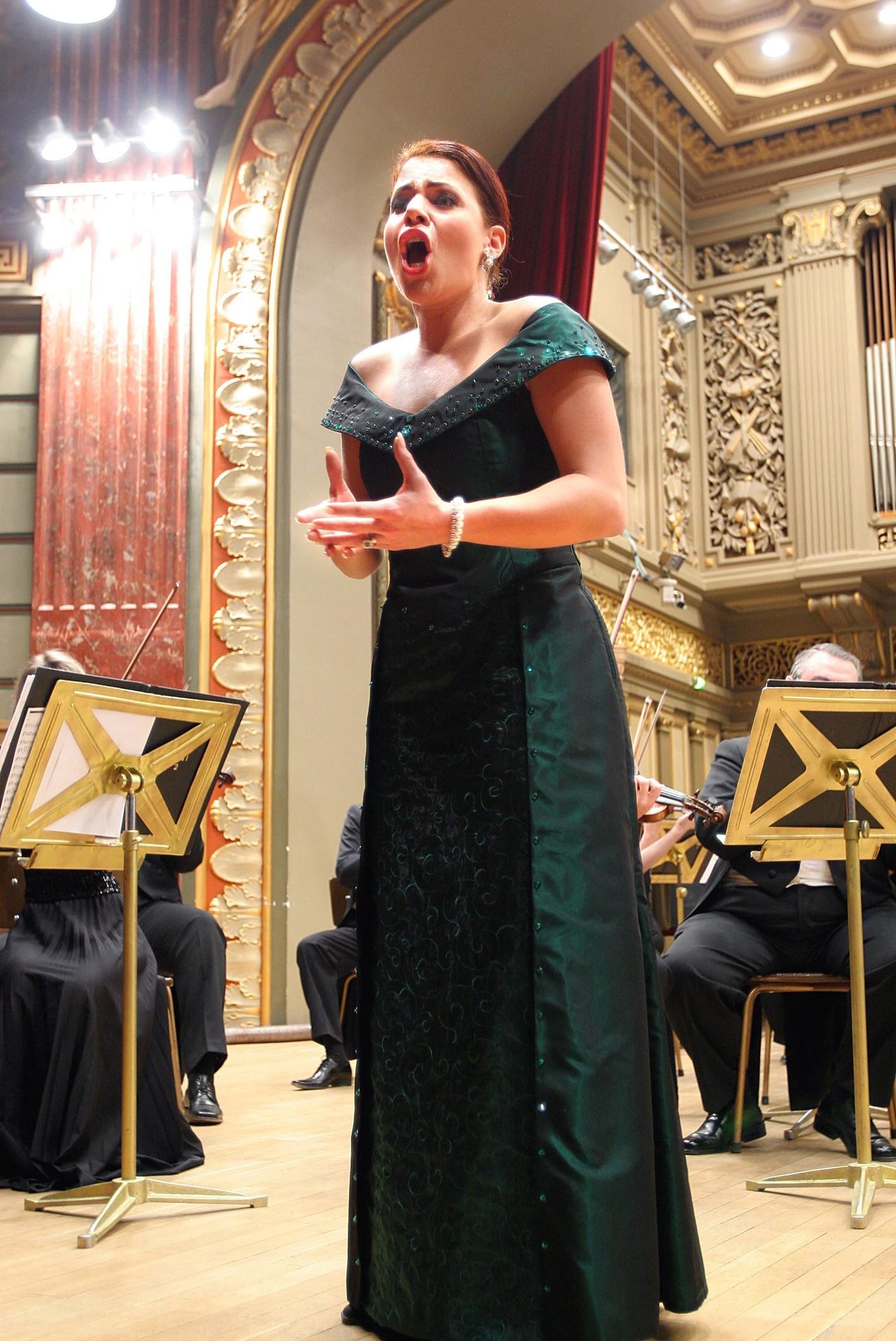 Arpiné Rahdjian Concert Atheneum Bukarest
