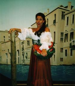 Arpiné Rahdjian Nacht in Venedig