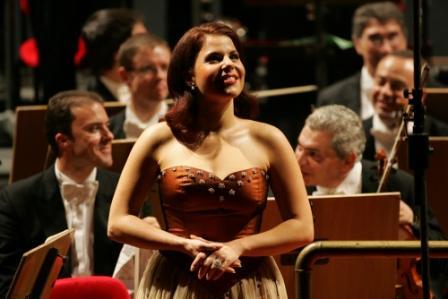 Arpiné Rahdjian Catania Teatro 4.Symphony Mahler