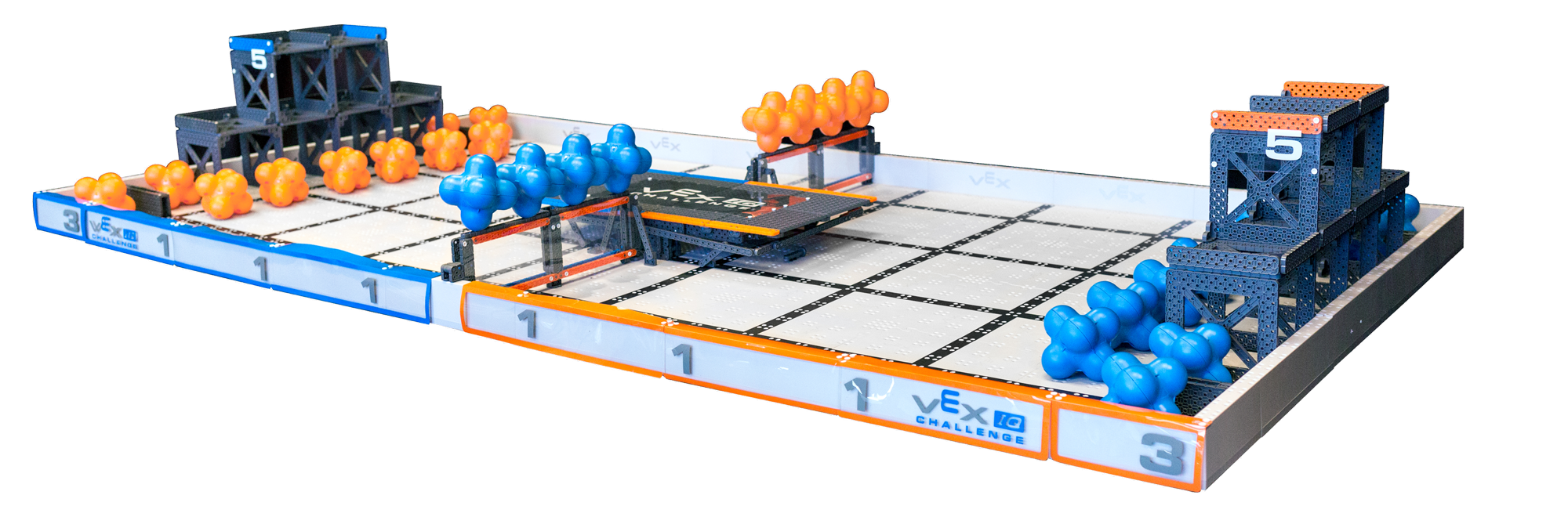 Vex Iq Crossover Season Barcbots