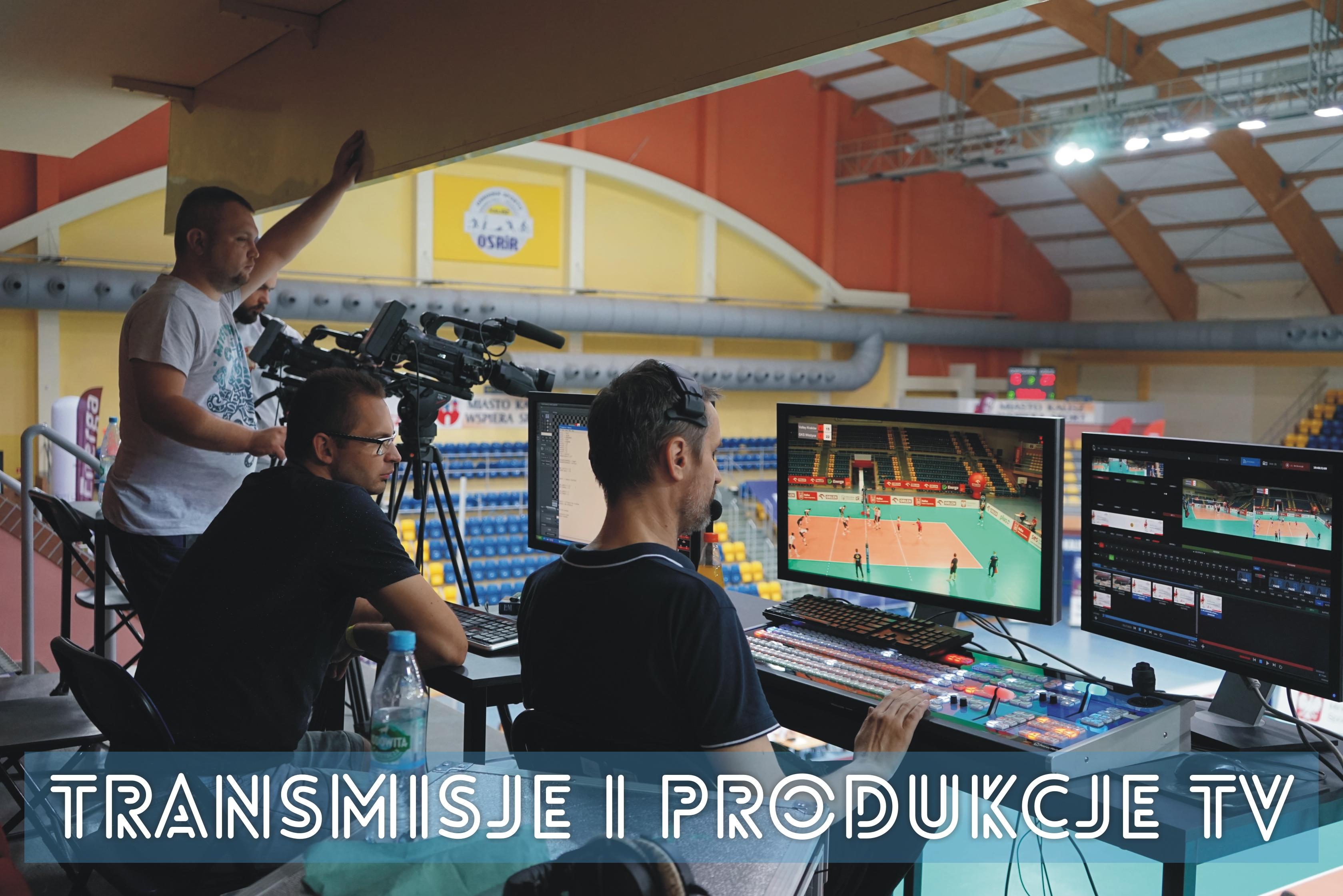 transmisje i produkcje