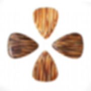 timber-tones-coconut-palm-4-guitar-picks