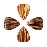 timber-tones-coconut-palm-4-guitar-picks