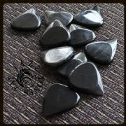 Jazz-Tones-Fat-Black-Horn-1-Guitar-Pick-