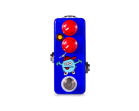 JHS-Pedals-Mini-Foot-Fuzz-hand-painted-top