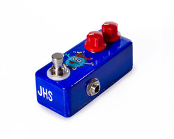 JHS-Pedals-Mini-Foot-Fuzz-hand-painted-side