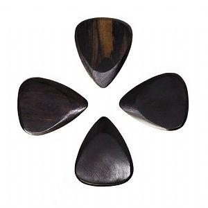 timber-tones-african-ebony-4-guitar-pick