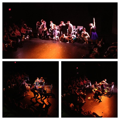 """""""Connected: An Interactive Experience"""" Orlando Int'l Fringe Festival"""