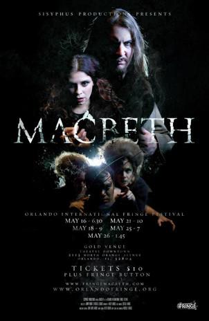"""Macbeth"" Orlando Int'l Fringe Festival"