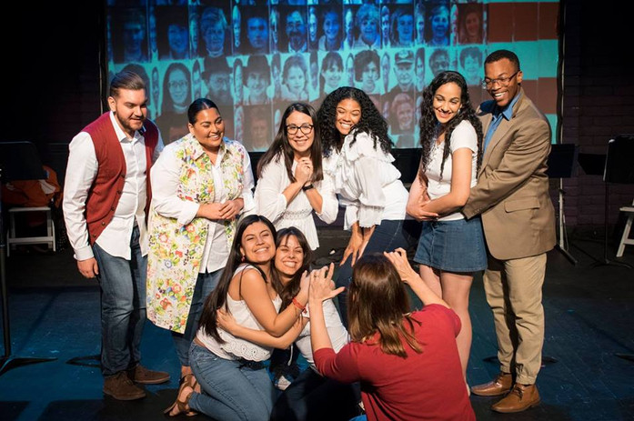 """Just Like Us"" - Orlando Rep Theatre"