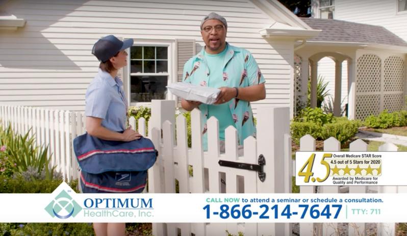 Optimum Healthcare Commercial