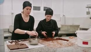 Videoreportage Praliné Scherrer