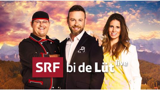 SRF bi de Lüt Live