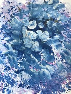 Abstract Dahila