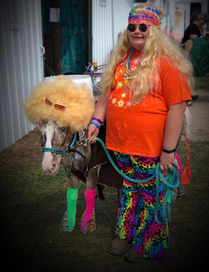 Equine Winner Best Costume