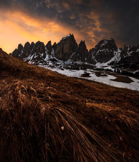 Peaks of Gardena