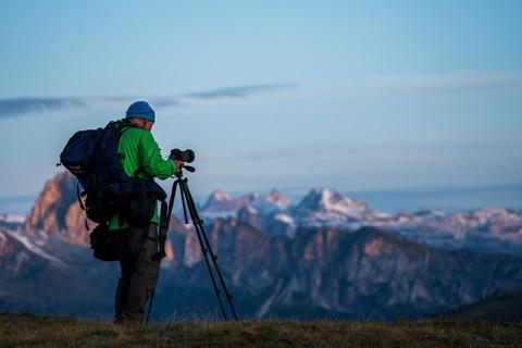 Workshop Jesenné Dolomity