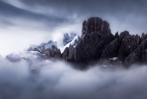 Peaks of heaven