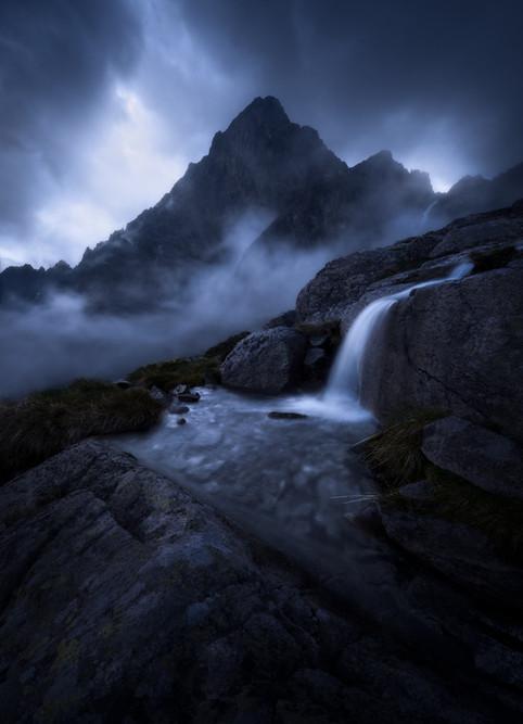 Still life of High Tatras