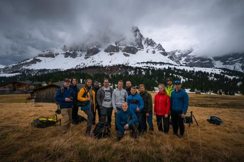 Workshop Jarné Dolomity