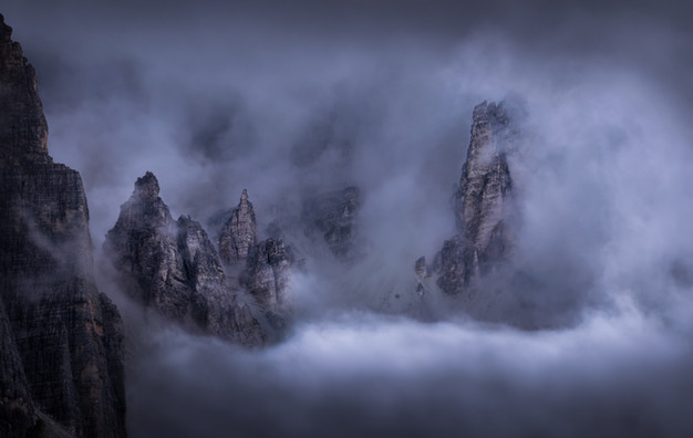 Mountains mystery