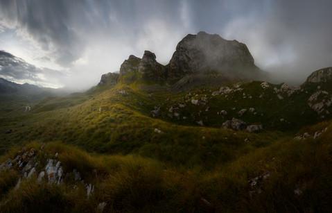 The Castle of rocks