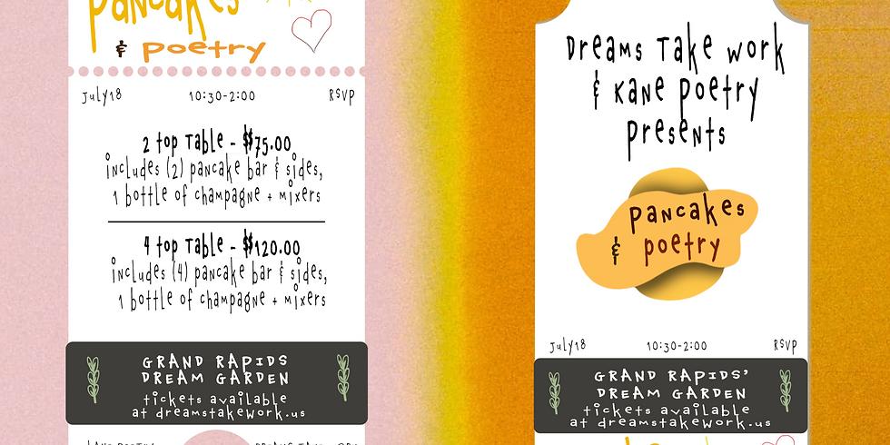 Pancakes & Poetry