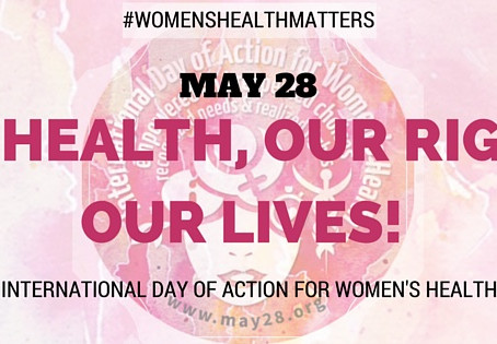 Internation Day of Action for Women's Health: YBW 1,000 in 7 Condom Drive