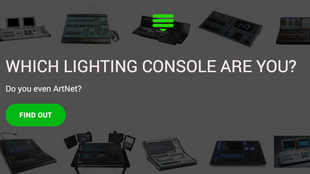 WHICH LIGHTING CONSOLE ARE YOU?