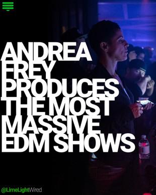 ENLIGHTENED: Spotlight on Andrea Frey
