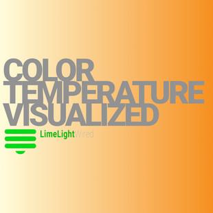 Color Temperature Visualized