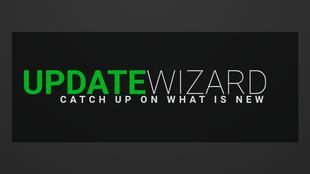 UPDATE WIZARD | 8.5.2019