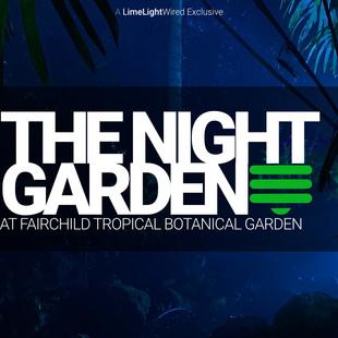 Chris Werner Lights Up Miami's NightGarden