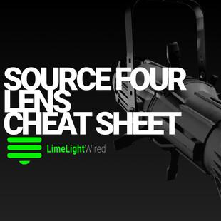 Source Four Cheat Sheet