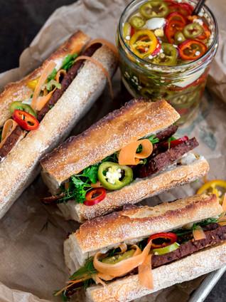 Lunch op donderdag: bánh mi